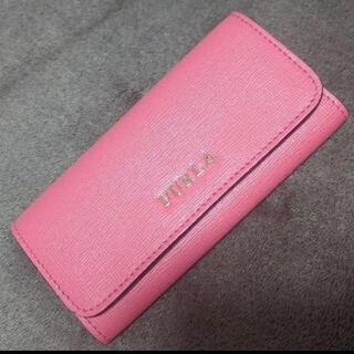 Furla - フルラ キーケース 新品未使用 ピンク