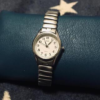 アルバ(ALBA)のレディース メタル ゴムベルト腕時計 ALBA(腕時計)