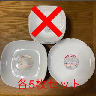 ヤマザキセイパン(山崎製パン)のヤマザキ春のパン祭り 食器2種類各5枚セット(食器)