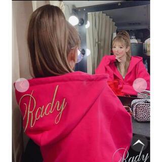 Rady - Rady パーカー ピンク