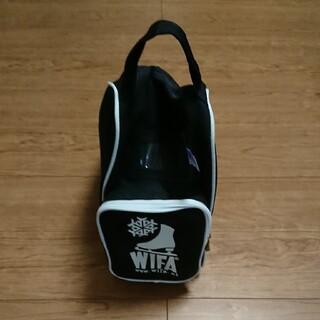 WIFA スケートバッグ ブラック(ウィンタースポーツ)