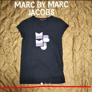 MARC BY MARC JACOBS - MARC BY MARC JACOBS シンプルロゴ Tシャツ