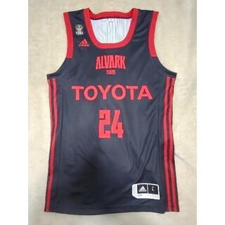 アディダス(adidas)のアルバルク東京 ユニフォーム 田中大貴 adidas アディダス ホーム(バスケットボール)