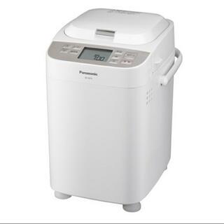 パナソニック(Panasonic)のパナソニック ホームベーカリー SD-MT3-W ホワイト(ホームベーカリー)