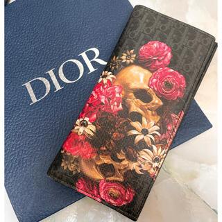 DIOR HOMME - Dior Homme Vanitas Oblique Long Wallet