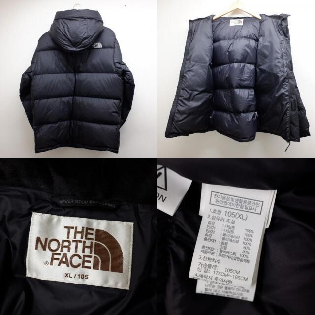 THE NORTH FACE(ザノースフェイス)のノースフェイス ジャケット XL メンズのジャケット/アウター(ダウンジャケット)の商品写真