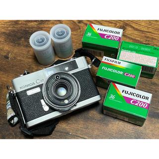 KONICA MINOLTA - KONICA C35 フィルムカメラ