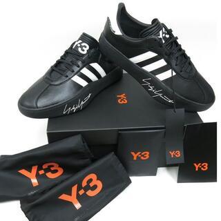 Y-3 - 新品 Y-3 TANGUTSU FOOTBALL スニーカー ヨウジヤマモト