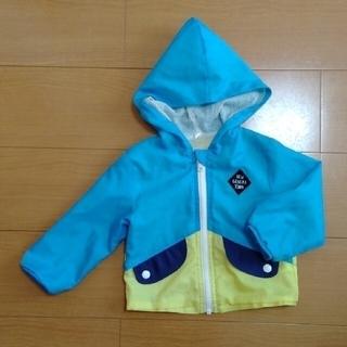 ニシマツヤ(西松屋)のウィンドブレーカー 90cm 男児用 ジャンパー(ジャケット/上着)