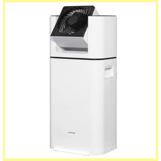 アイリスオーヤマ - 【新品・送料無料】サーキュレーター衣類乾燥除湿機 IJD-I50 ホワイト