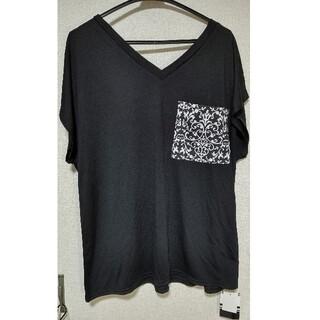 アナップラティーナ(ANAP Latina)のLATINA  VネックTシャツ(Tシャツ(半袖/袖なし))