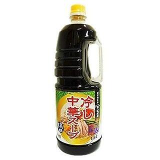 キッコーマン(キッコーマン)のヒゲタ 味名人 冷中華スープ 1.8L(調味料)