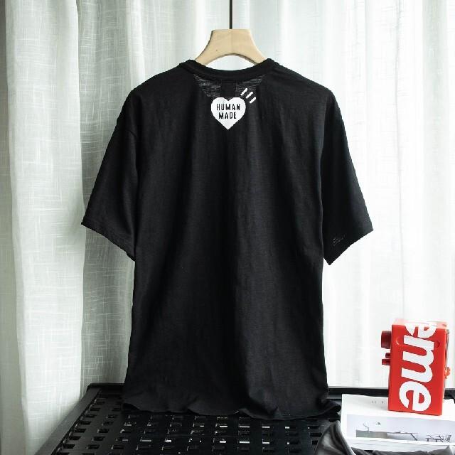 GDC(ジーディーシー)の【XL】2021SS Human made Tシャツ メンズのトップス(Tシャツ/カットソー(半袖/袖なし))の商品写真