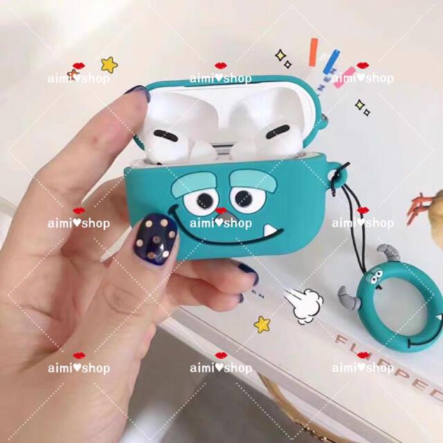 《新品》AirPodsProケース カバー*大人気  スマホ/家電/カメラのスマホアクセサリー(モバイルケース/カバー)の商品写真