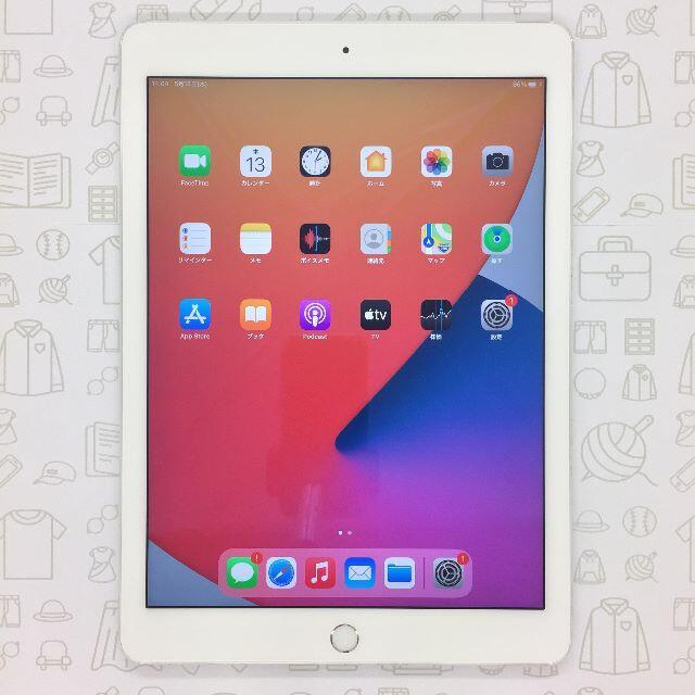 iPad(アイパッド)の【B】iPad Air 2/128GB/352071075233762 スマホ/家電/カメラのPC/タブレット(タブレット)の商品写真