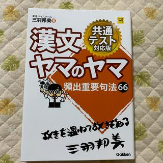 ガッケン(学研)の漢文ヤマのヤマ共通テスト対応版 頻出重要句法66(語学/参考書)