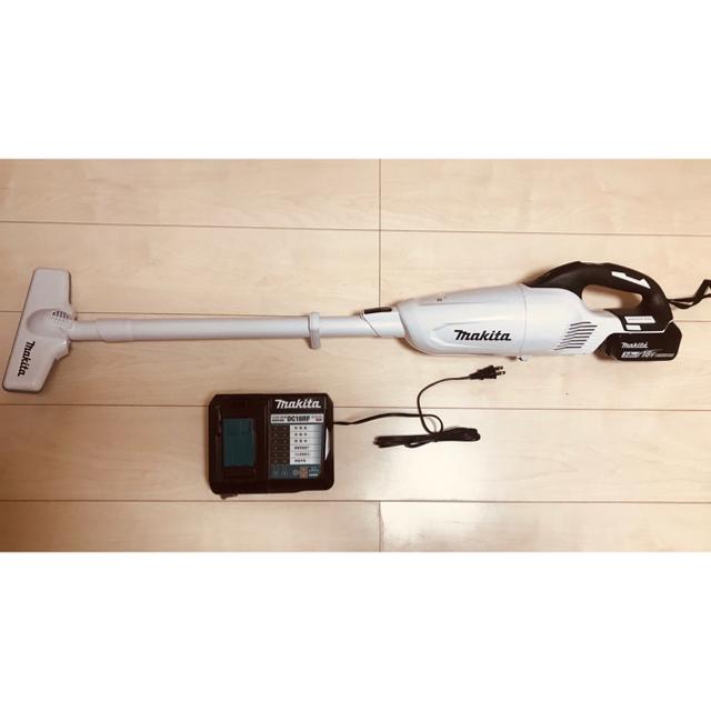 Makita(マキタ)のマキタ コードレスクリーナー CL281FDセット スマホ/家電/カメラの生活家電(掃除機)の商品写真