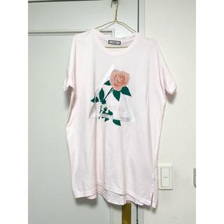 jouetie - ジュエティ 刺繍 Tシャツ