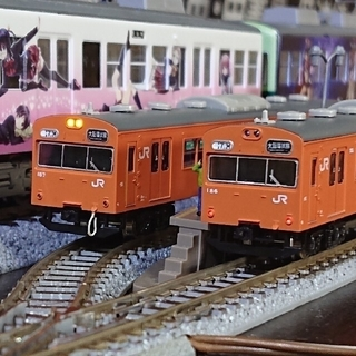 GM JR103系 大阪環状線