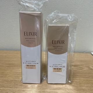 ELIXIR - エリクシールシュペリエルリフトモイスト化粧水 乳液 しっとり