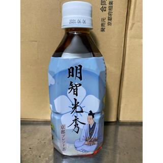 明智光秀 京都ブレンド茶 350ml×24本 1ケース(茶)