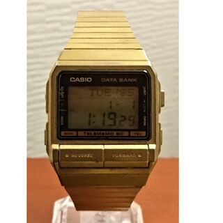 CASIO - 【ジャンク】カシオ メンズ  デジタル DB520