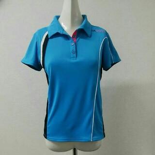 ディアドラ(DIADORA)のDIADORAディアドラ 半袖ポロシャツ テニス・バドミントン レディースM-L(ウェア)