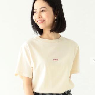 BEAMS BOY - BEAMS BOY ミニロゴ Tシャツ