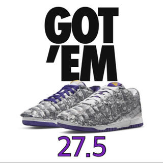 NIKE - NIKE DUNK LOW MADE YOU LOOK WMNS 27.5cm