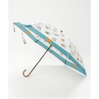 UNITED ARROWS - 【新品未使用】manipuri(マニプリ)日傘 晴雨兼用 折りたたみ傘