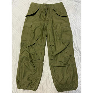 エンジニアードガーメンツ(Engineered Garments)の70s US ARMY M-65 Field Pants Small-Short(ワークパンツ/カーゴパンツ)