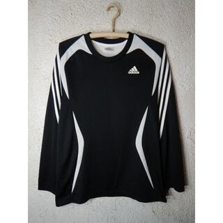 アディダス(adidas)のo2720 アディダス クライマライト 長袖 tシャツ ロンt スポーツ ウェア(Tシャツ/カットソー(七分/長袖))