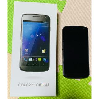 ギャラクシー(Galaxy)のdocomo SAMSUNG GALAXY NEXUS SC-04D(スマートフォン本体)