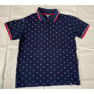 タケオキクチ(TAKEO KIKUCHI)の【TK SAPKID】ポロシャツ150cm(Tシャツ/カットソー)