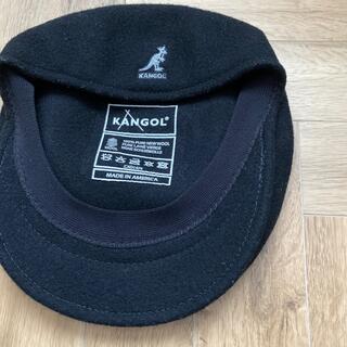 カンゴール(KANGOL)のKANGOL ハンチング ウール素材(ハンチング/ベレー帽)