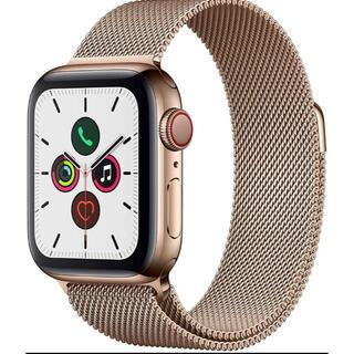 Apple Watch - 新品☆Apple Watch Series 5 MWX72J/A