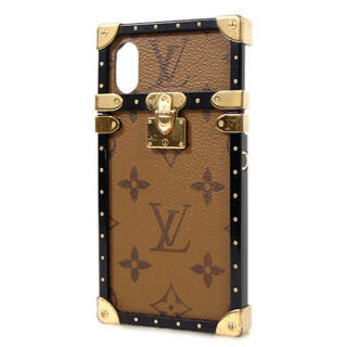 ルイヴィトン(LOUIS VUITTON)のルイヴィトン iPhoneケース アイ・トランクiPhoneX XS J2669(iPhoneケース)
