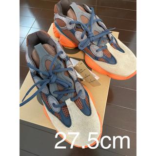 アディダス(adidas)のadidas yeezy500 Enflame 27.5センチ 新品正規品(スニーカー)