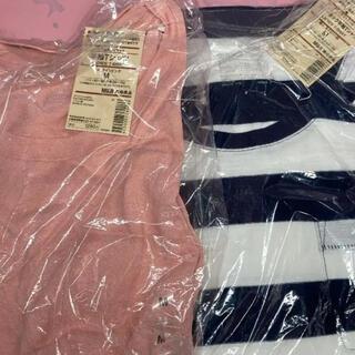 MUJI (無印良品) - 無印良品 半袖Tシャツ 2枚セット