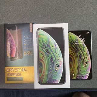 iPhone - iPhone XS BLACK 64 GB SIMフリー 本体