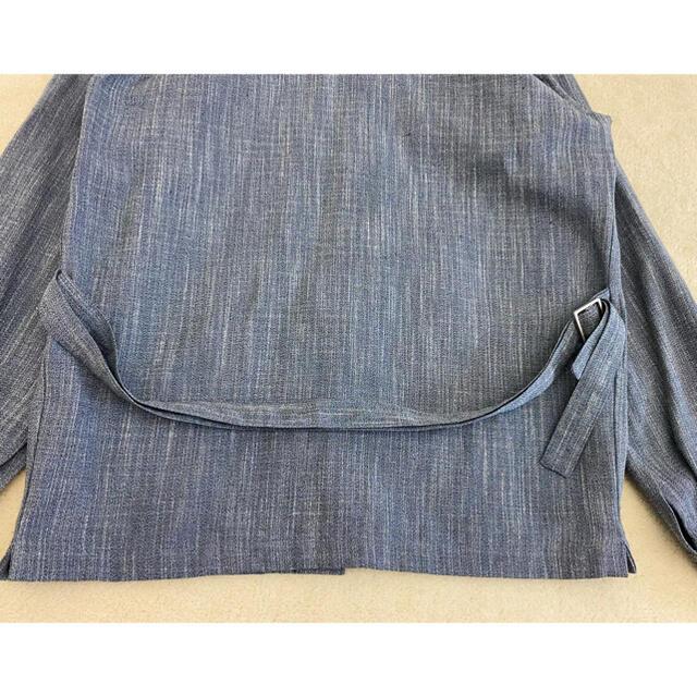 Jil Sander(ジルサンダー)のjil sander  19-20F/W シャツジャケット 新品未使用 42 メンズのトップス(シャツ)の商品写真