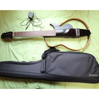 ヤマハ(ヤマハ)のYAMAHA サイレントギター ナイロン仕様 SLG200N TBL(クラシックギター)