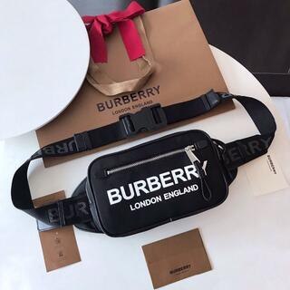 バーバリー(BURBERRY)の新品BURBERRY ボディーバッグ バーバリー ウエストバッグ(ウエストポーチ)