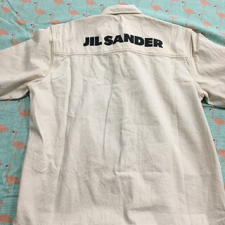 Jil Sander - JIL SANDER 20ss ベージュ シャツ   S