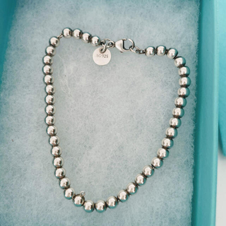 Tiffany & Co. - Tiffany ティファニービーズブレスレット