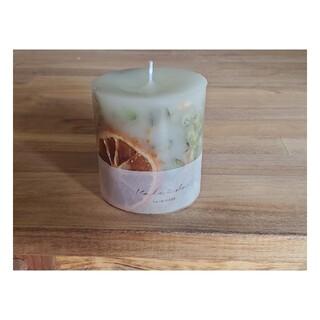 botanical candle【sale】(アロマ/キャンドル)