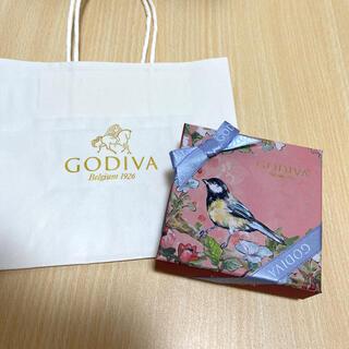 チョコレート(chocolate)の【未開封】GODIVA 春の旅立ち アソートメント 4粒入(菓子/デザート)