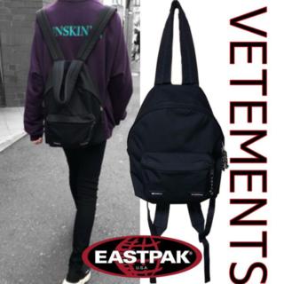 VETEMENTS × EASTPAK  コラボ バックパック