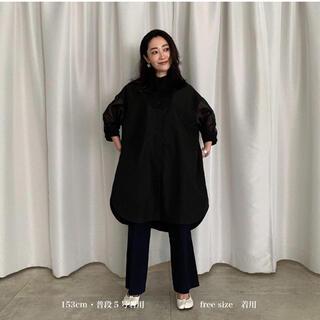 Drawer - 完売!YONFAヨンファ☆seethrough shirt tunic