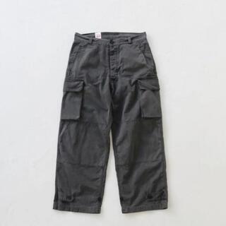 COMOLI - outil 21SS pantalon blesle